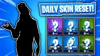 Daily & Featured Item Shop In Fortnite: Battle Royale! (Skin Reset #257)