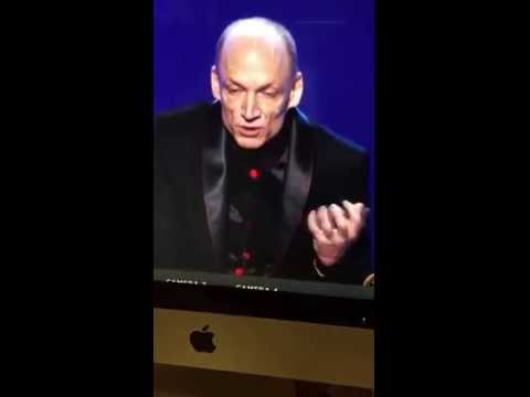 Winds Of Samsara-Ricky Kej and Wouter Kellerman.---Grammy Award Acceptance Speech-Feb 2015.
