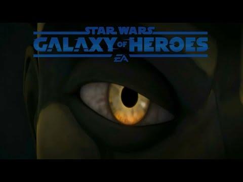 Awakening the savage: Savage Opress [Star Wars Galaxy of Heroes]
