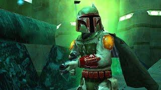 Star Wars Battlefront 2 mods:  Pestox: Urban Wasteland - Boba Fett