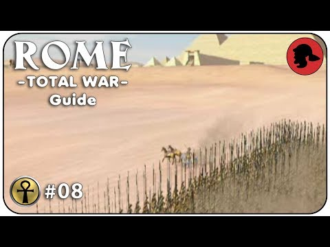 Finale: Armenien am Ende | Rome Total War – Ägypten Guide | #08
