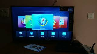 BPL 80 cm (32 inches) Stellar BPL080A36SHJ HD Ready LED Smart TV review - 4K video quality