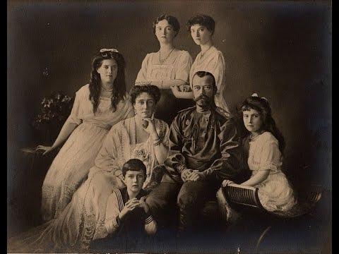 El  Asesinato De Los Romanov, La Familia Real Rusa.