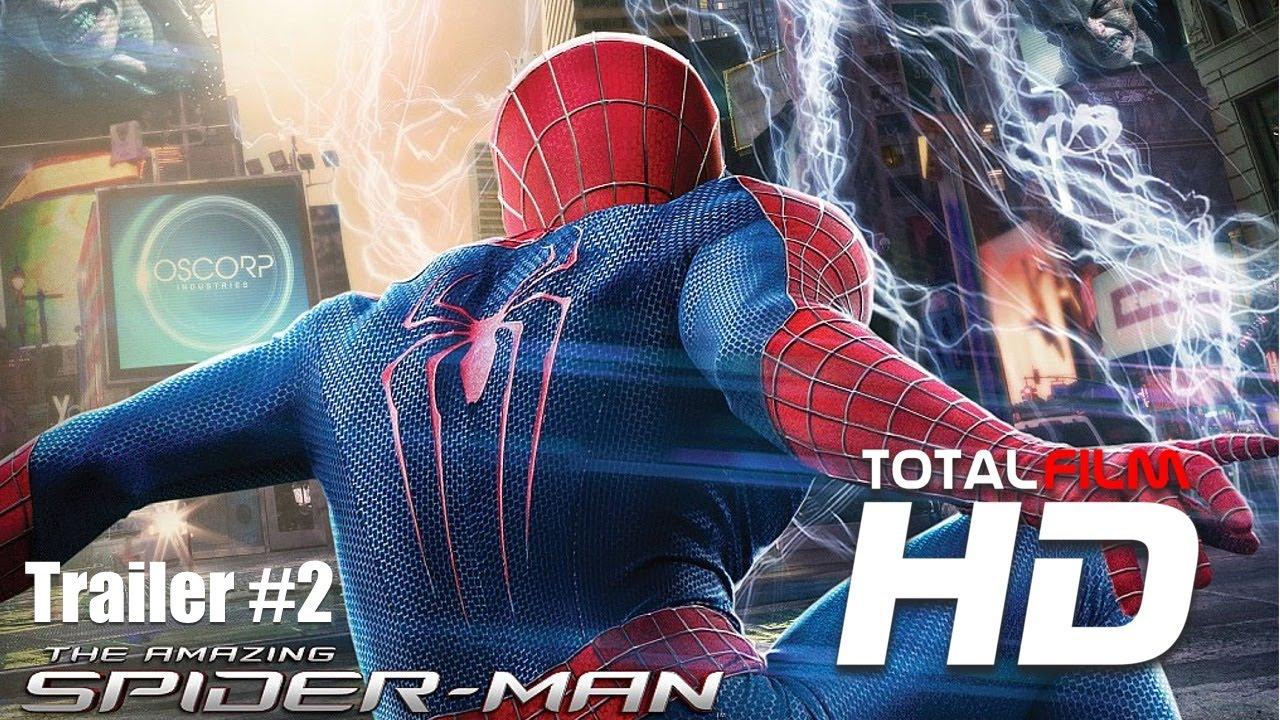 The Amazing Spider-man 2 (2014) CZ HD trailer č. 2