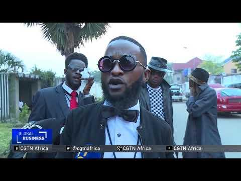 The Sapeurs of Kinshasa
