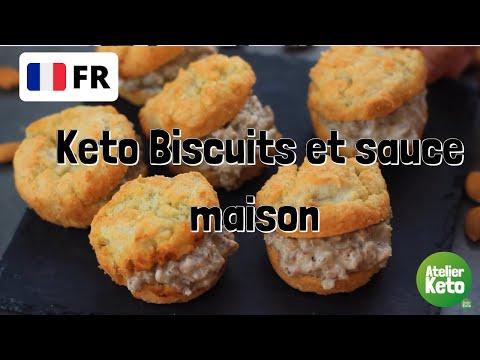 recette-keto-:-biscuits-et-leur-sauce-maison-(en-français)