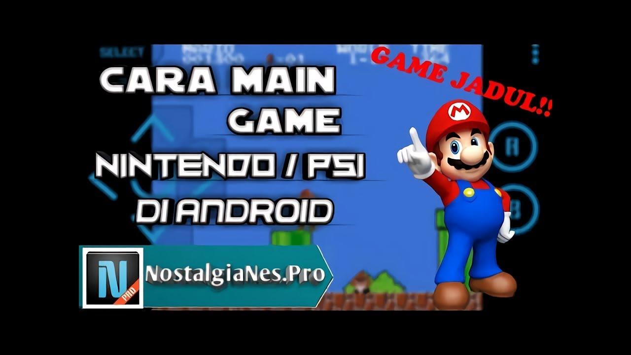 Nostalgia Nes Emulator Pro 1200 in 1 apk android