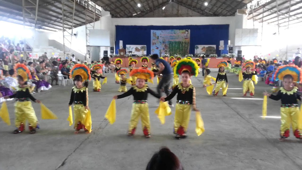 Pre-school day# MSSN# kadayawan festival costume - YouTube