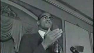 Malcolm X- Who Taught You To Hate Yourself?