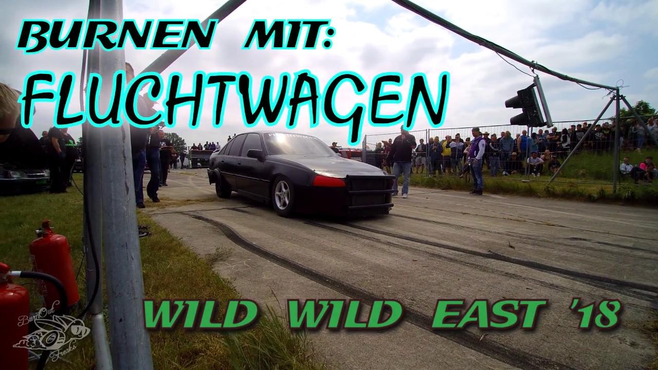 Vw Treffen Bautzen 2018 004 Fluchtwagen Auf Wilder Fahrt
