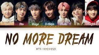 Download lagu BTS No More Dream MP3