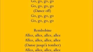 Macklemore Dance off Paroles + Traduction