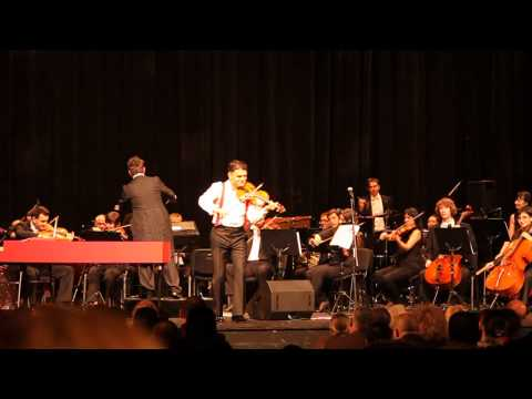Vasko Vassilev - Thank You for the Musik (ABBA), Cinema concertos