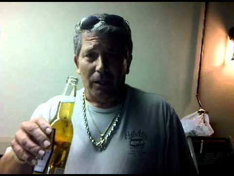 paully randazzo from brooklyn enjoying an ice cold corona light after a hard days work