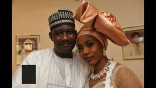 The Reason Why Soft Drinks Were Not Served At Babangida's Daughter Halima's Wedding