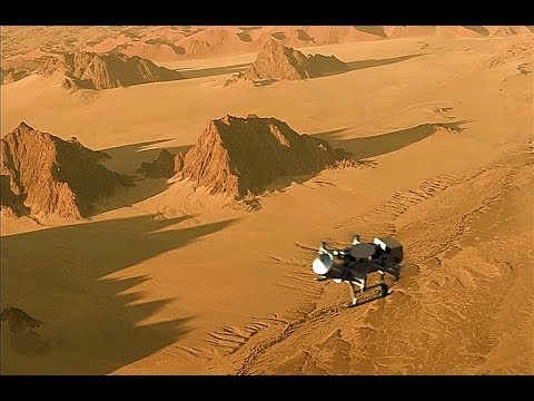 NASA's Dragonfly Is Going To Titan In 2026