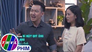 THVL | Bên anh - Bùi Anh Tuấn | Nhạc phim sitcom Bí mật quý ông - ca từ đậm chất ngôn tình