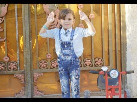 تحشيش دانية سرقت بايسكل #جيران_ ومسكتة الشرطة شوفو شصار|طه البغدادي