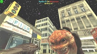 Counter-Strike CZ: Zombie Plague Mod - zm_Rad City on SISA