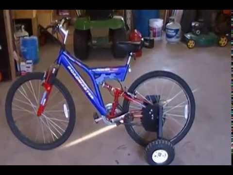 Adult Bike Training Wheels Youtube