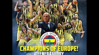 FENERBAHCE BASKETBOL EUROLEAGUE FINAL KLIBI