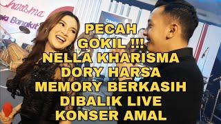 Download lagu Nella Kharisma Dory Harsa Romantis Pecah Memory Berkasih Dibalik Layar Kompastv