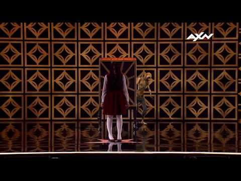 The Sacred Riana Grand Final –ZOMBIE OUT | Asia's Got Talent 2017