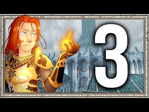 """Dark Plays: The Champion of Cyrodiil Challenge [03] - """"The Imperial City"""""""
