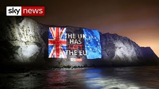 BREAKING NEWS: The UK has left the European Union