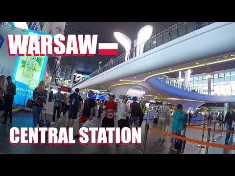 Warszawa Centralna: Warsaw Central Station And Travel Tips