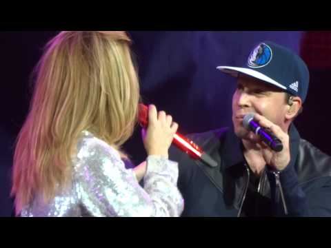 Shania Twain w/Gavin DeGraw - Party for Two (American Airlines Center DFW)