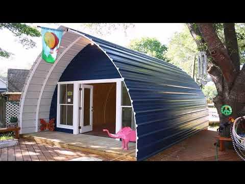Diy Steel Frame Tiny House