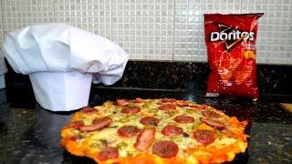 Miniatura de Video Receita De Pizza Com Doritos 15:04 Receitas BR