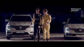 Renault Sport F1 – Jolyon Palmer & Oliver Rowland Set the Pace From Dubai to Abu Dhabi GP