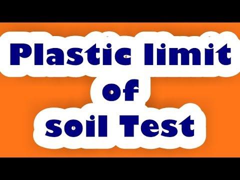 Plastic limit of soil test, Atterberg Limits. Abasyn University Peshawar