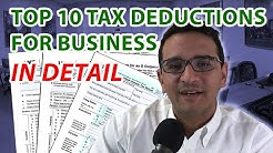 Top Business Deductions for 2019