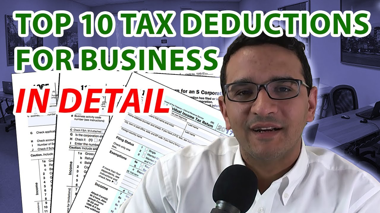 Home Office Deductions 2020.Top Business Tax Deductions