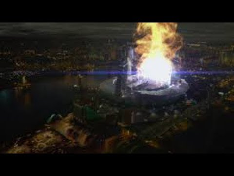 Arrowverse  Particle Accelerator Explosion Part 1 of 2