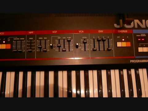Vangelis Bladerunner sound JUNO 60