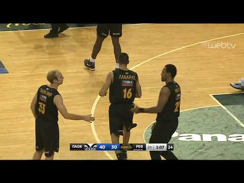 Basket League 2019-2020: ΠΑΟΚ – ΡΕΘΥΜΝΟ | HIGHLIGHTS | 23/11/2019 | ΕΡΤ