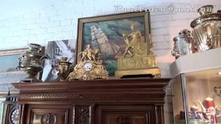 Музей самовара в Казани  Казанская барахолка  Магазин Фарита Зарипова