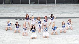 Download lagu 170716 우주소녀 (WJSN) 'HAPPY' 4K 직캠 @수서역 SRT 게릴라 공연 4K Fancam by -wA-