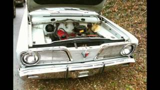 1966 Valiant for Sale