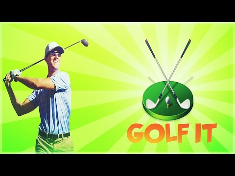 Golf It - Angry Teddy - Pro Golfer - Comedy Gaming
