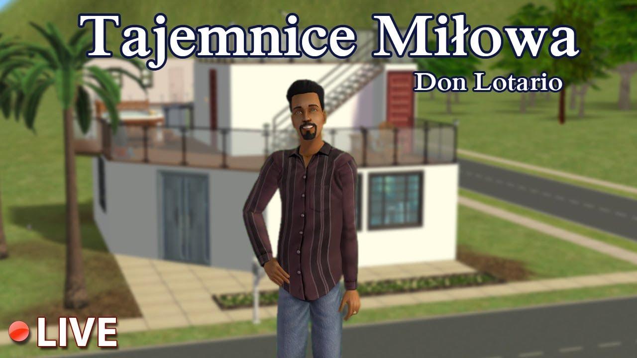 Tajemnice Miłowa: Don Lotario #12 – Kaśka Langerak ma focha! [The Sims 2]