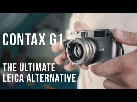 Contax G1 45mm F2 | Kodak Pro Image 100