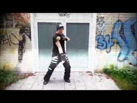 Industrial dance to Detroit Diesel - Black Flag