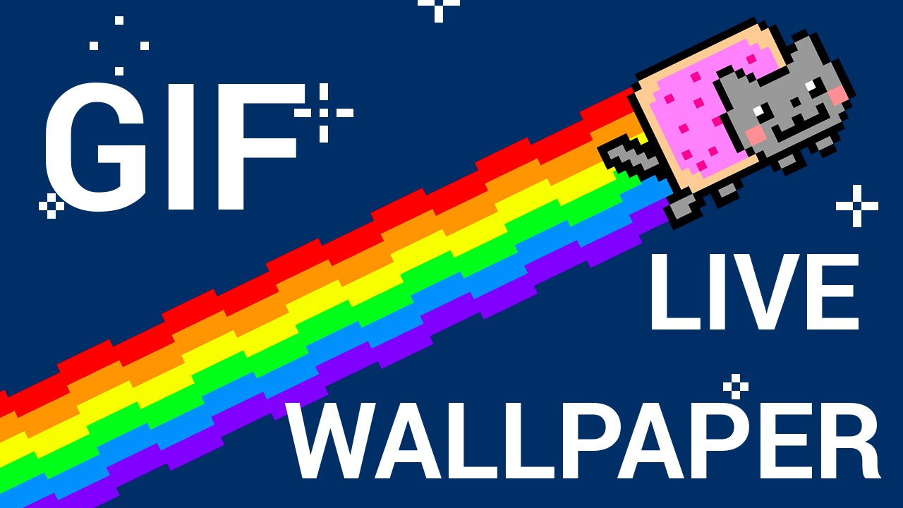 Make Any Gif Into a Live Wallpaper | Wallpaper Wednesday ...