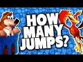 How Many Jumps Does It Take To Beat Banjo-Tooie? - DPadGamer