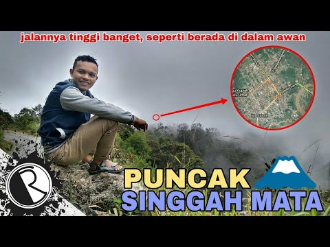 Travel vlog 3/7 most high mountains in aceh